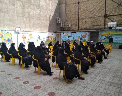 برگزاري جلسه اوليا و معلمين و انتخابات انجمن