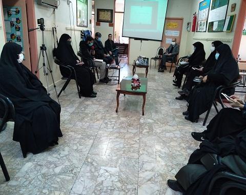 برگزاری شورای معلمین و مربیان همزمان با سالگرد شهادت سردار سلیمانی