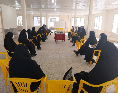 برگزاری آخرین جلسه شورای معلمین